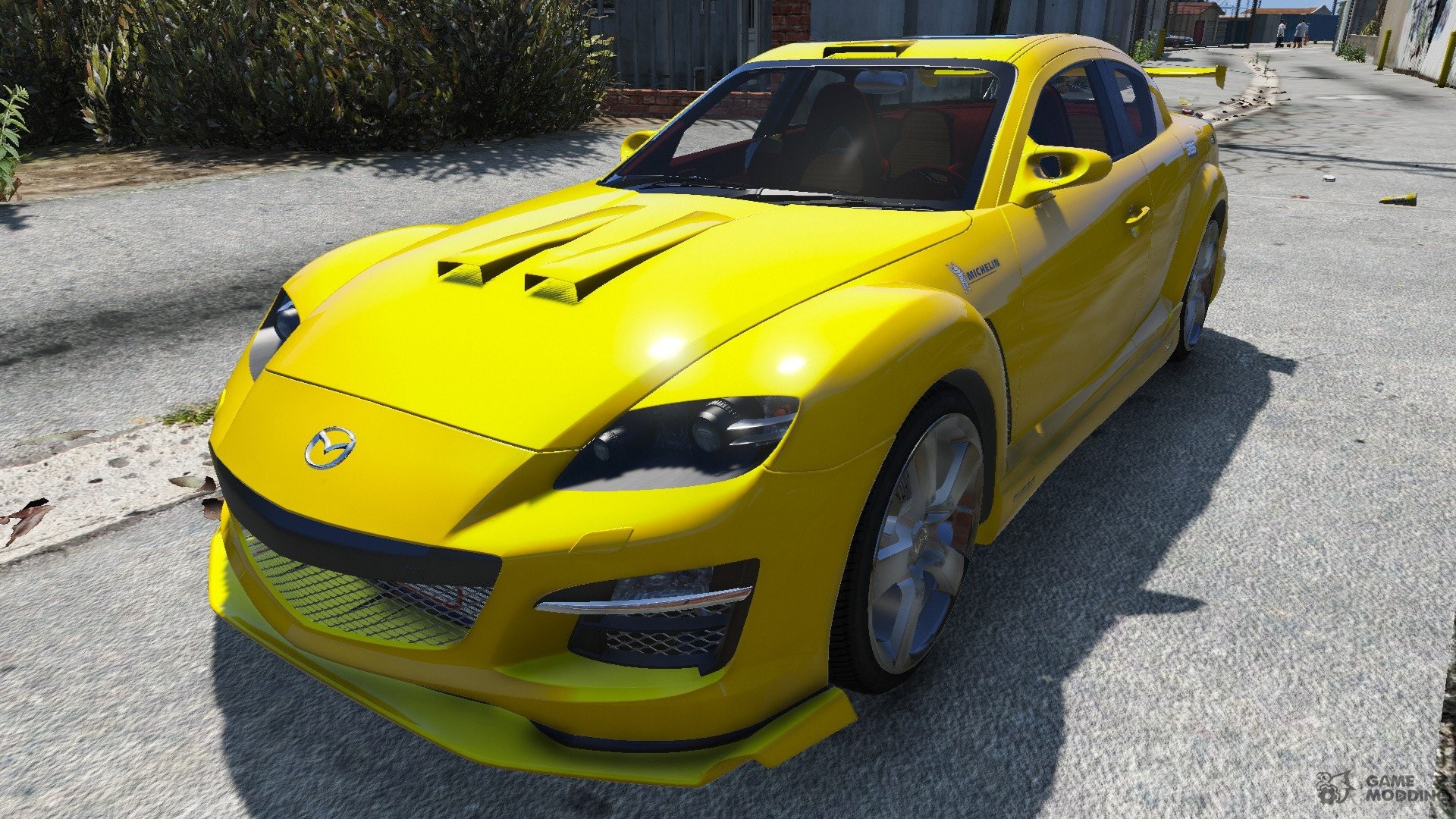 2004 mazda rx 8 for gta 5. Black Bedroom Furniture Sets. Home Design Ideas