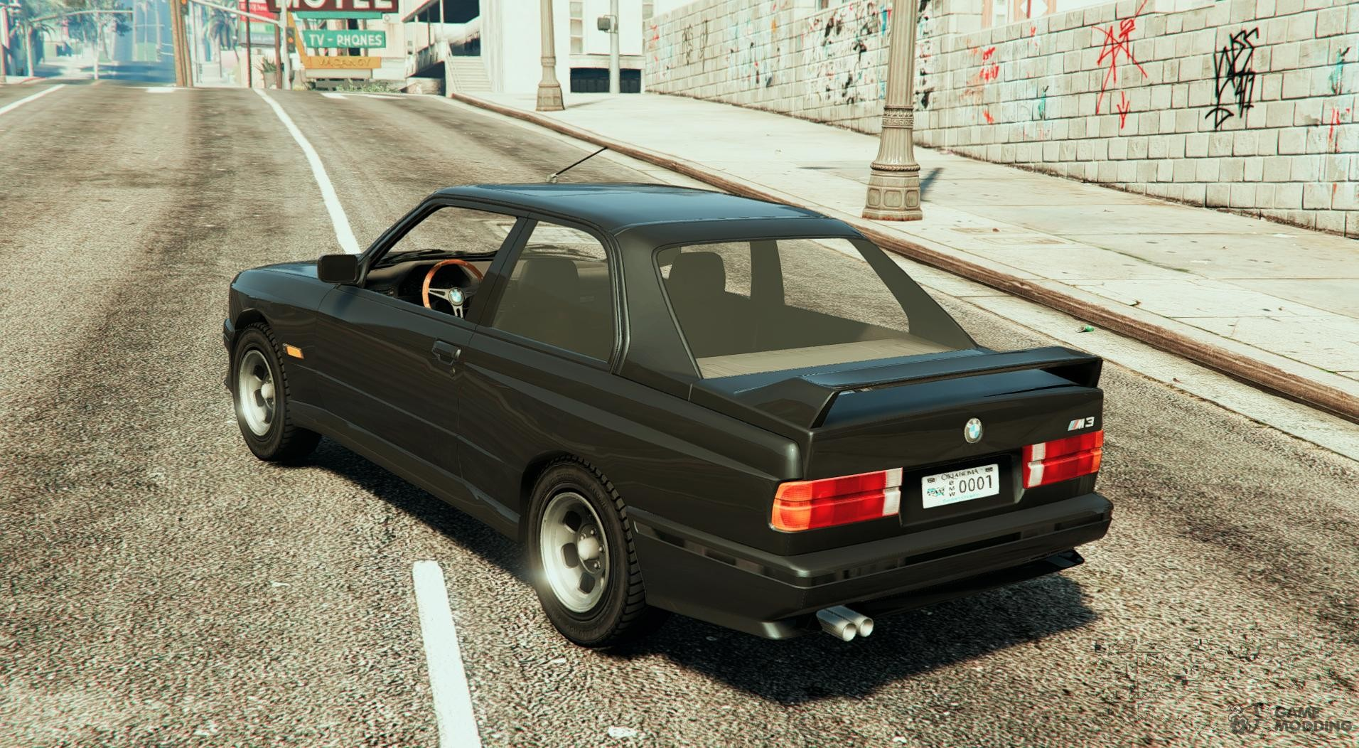 BMW M3 E30 0.5 for GTA 5
