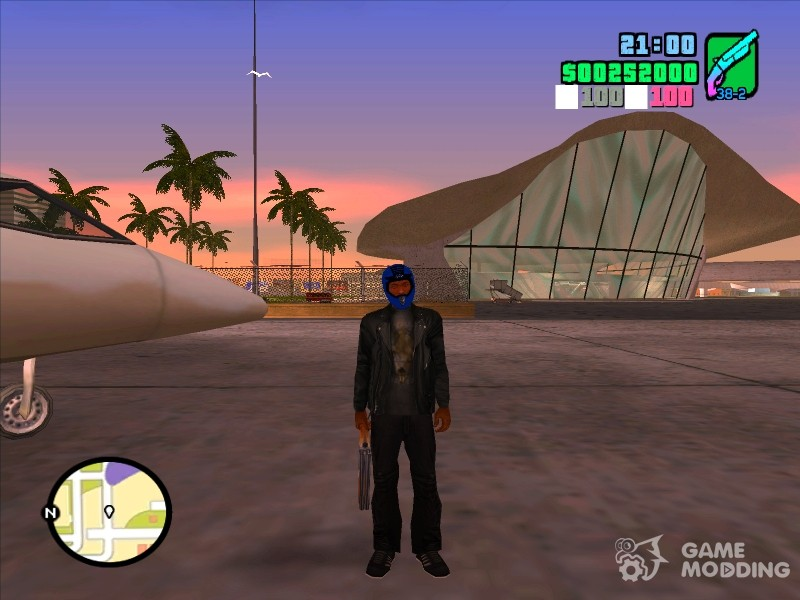 Моды для GTA San Andreas на Оружие