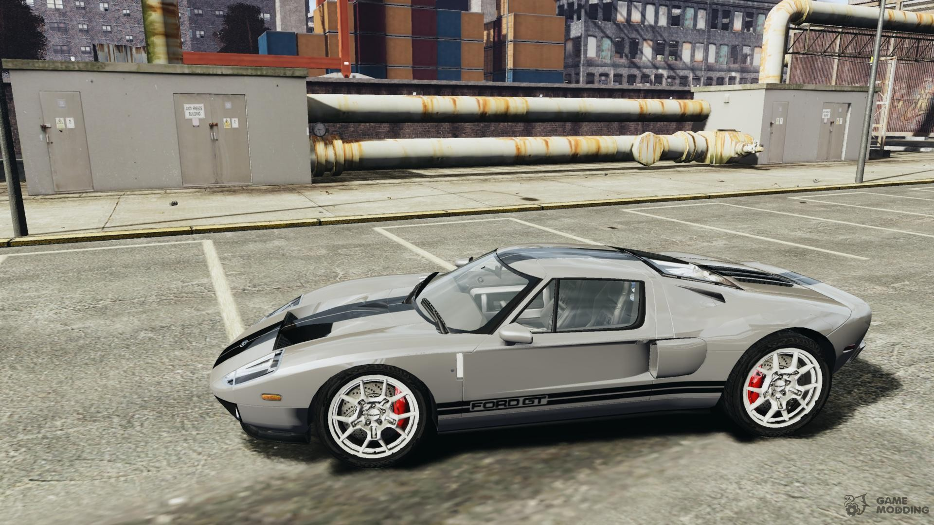 Ford Gt  For Gta  Left View