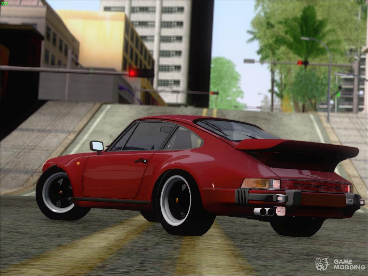 Porsche 911 turbo 930 1985 for gta san andreas porsche 911 turbo 930 1985 for gta san andreas top view vanachro Image collections