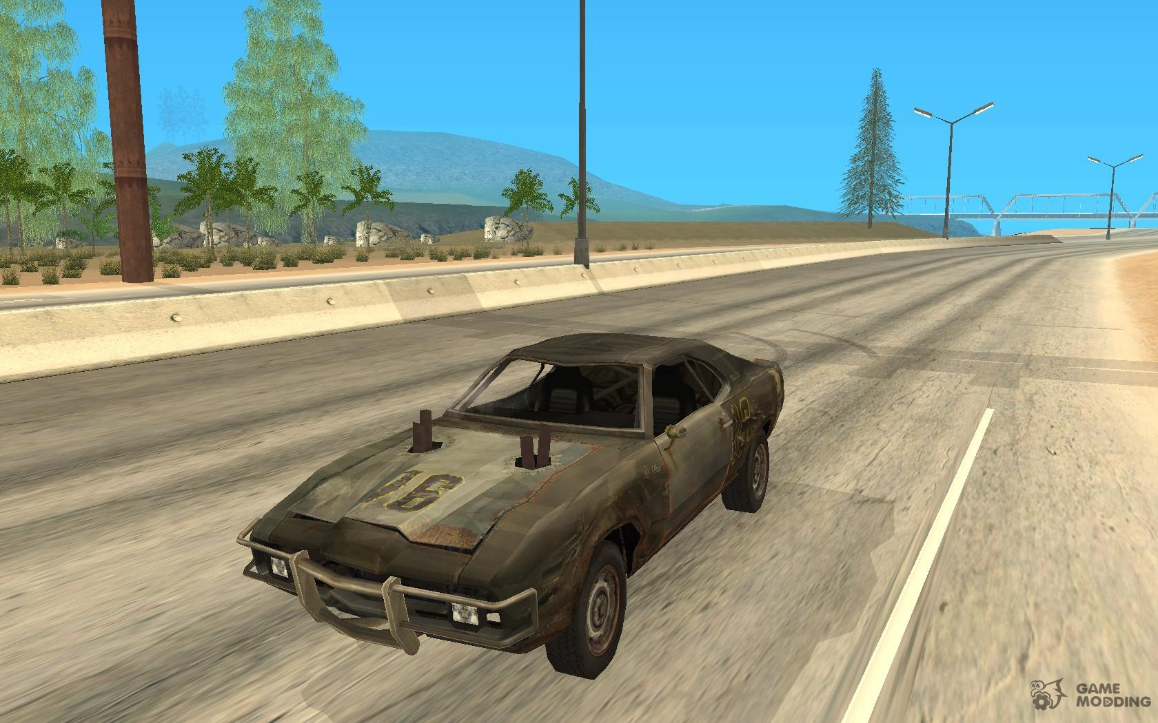 Malice from FlatOut 2 for GTA San Andreas