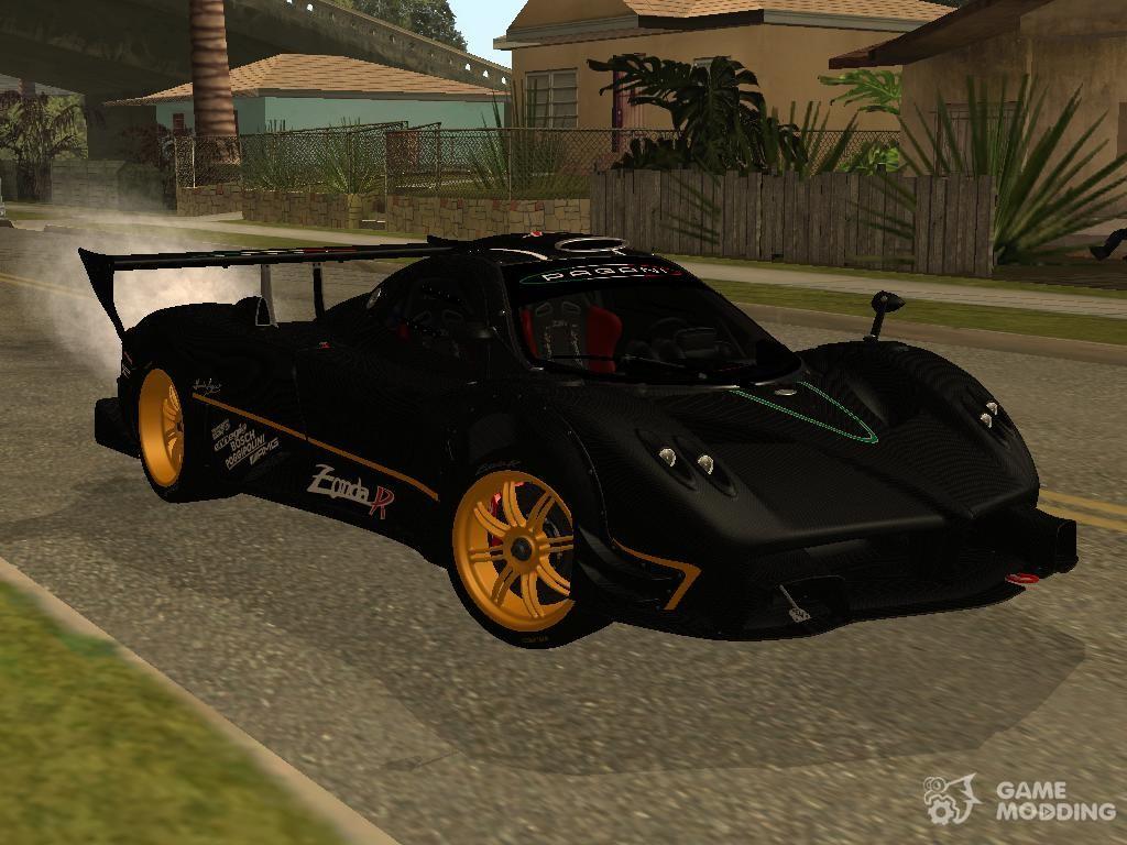 Pagani Zonda R 2009 For GTA San Andreas