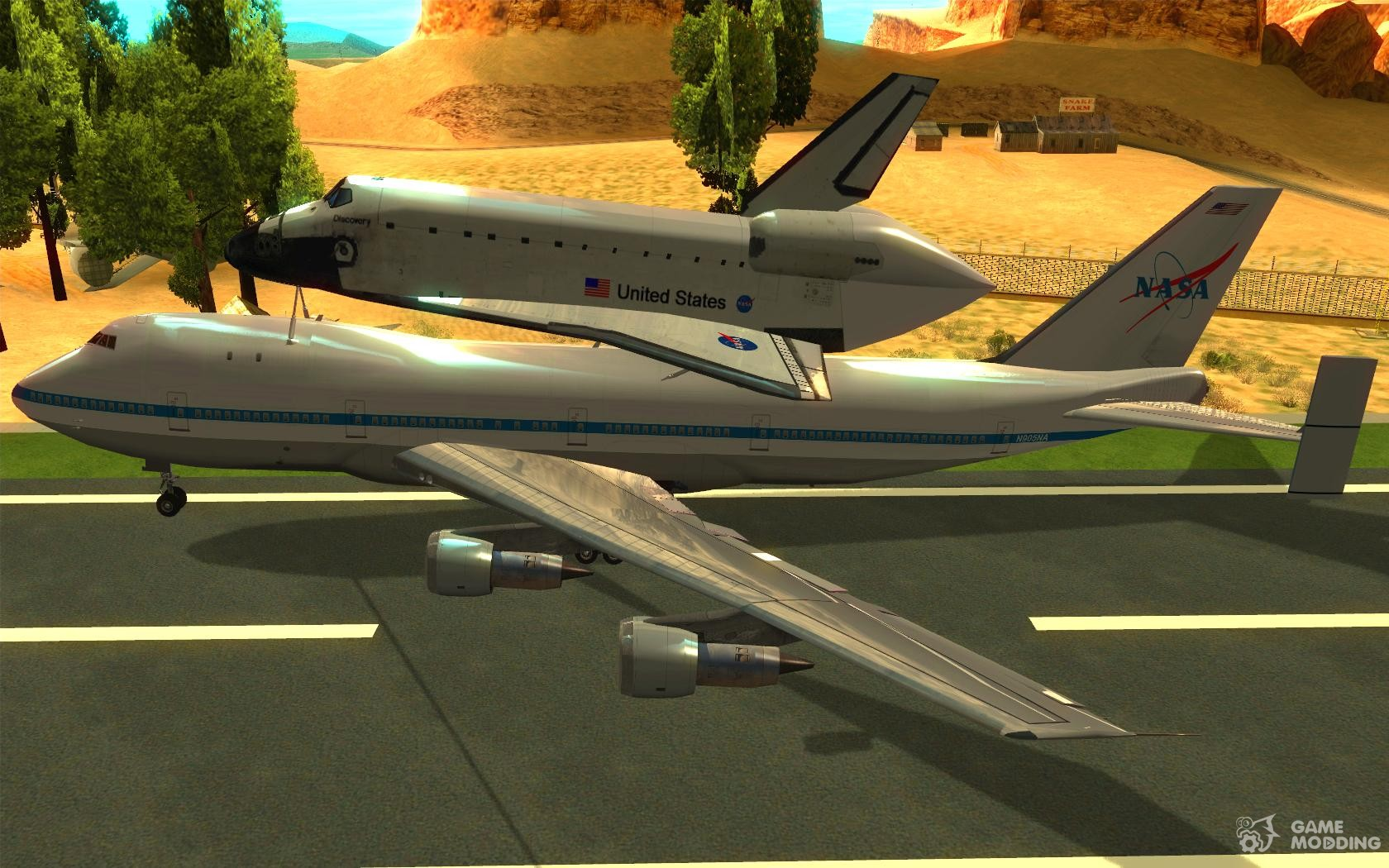 gta 5 space shuttle mission - photo #39