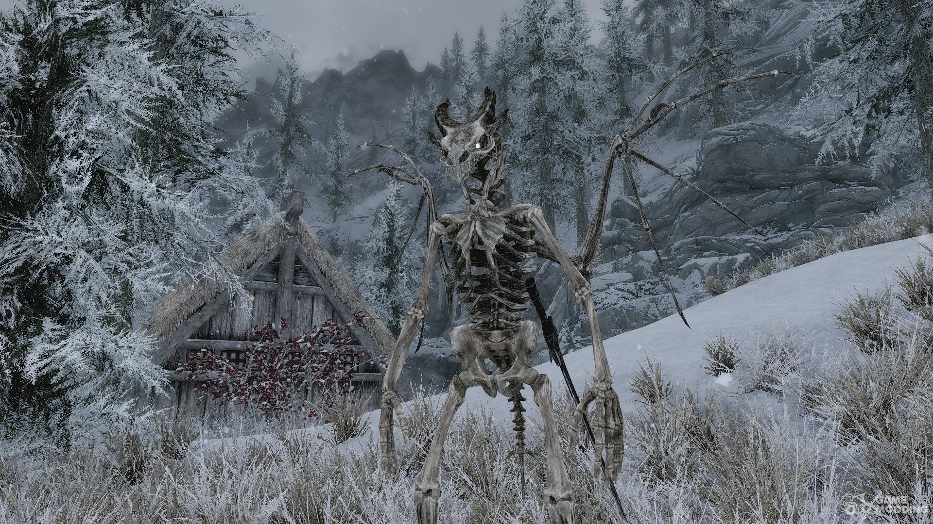 Summon Creatures of the Hell - Mounts and Followers for TES V Skyrim