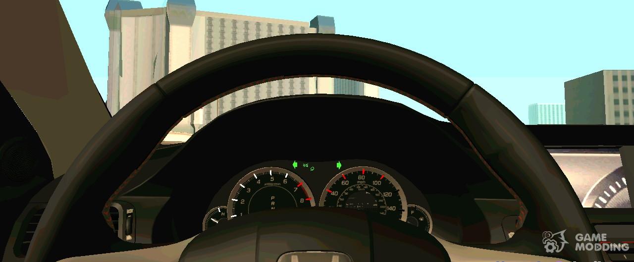 Honda Accord 2010 for GTA San Andreas