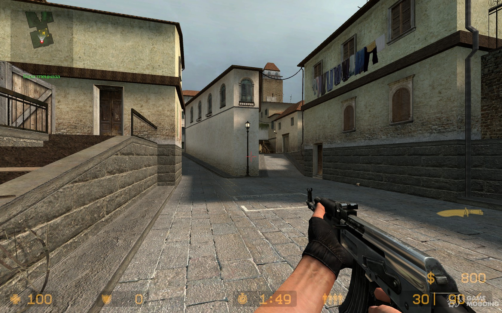 Counter Strike Source Modernized Weapons Skin Pack 2013