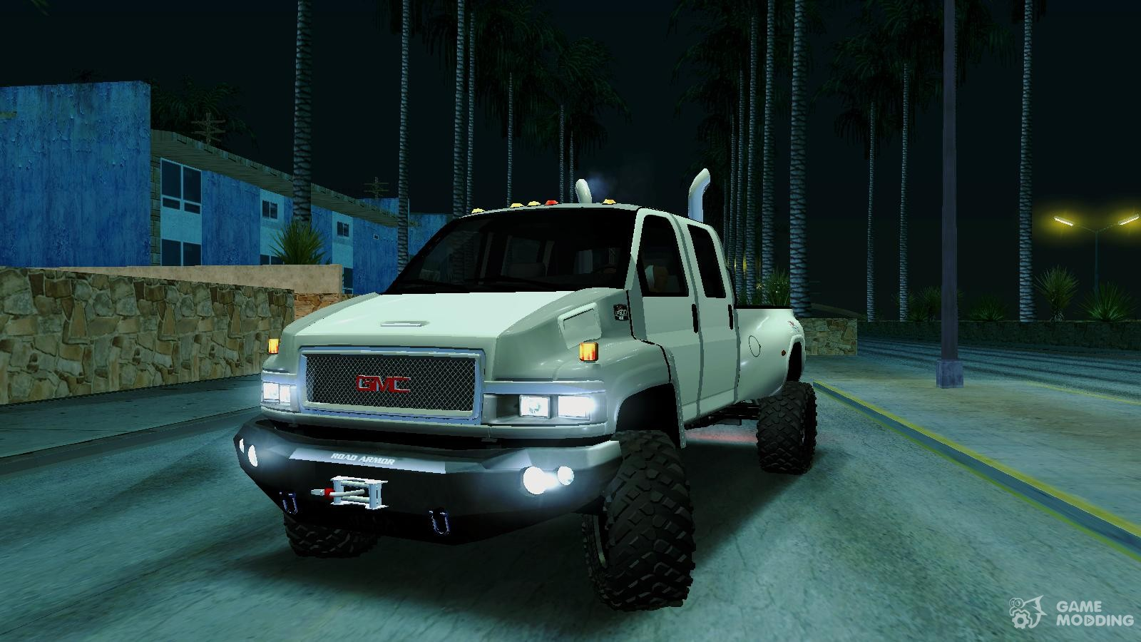 Gmc Topkick Ironhide Tf2 For Gta San Andreas