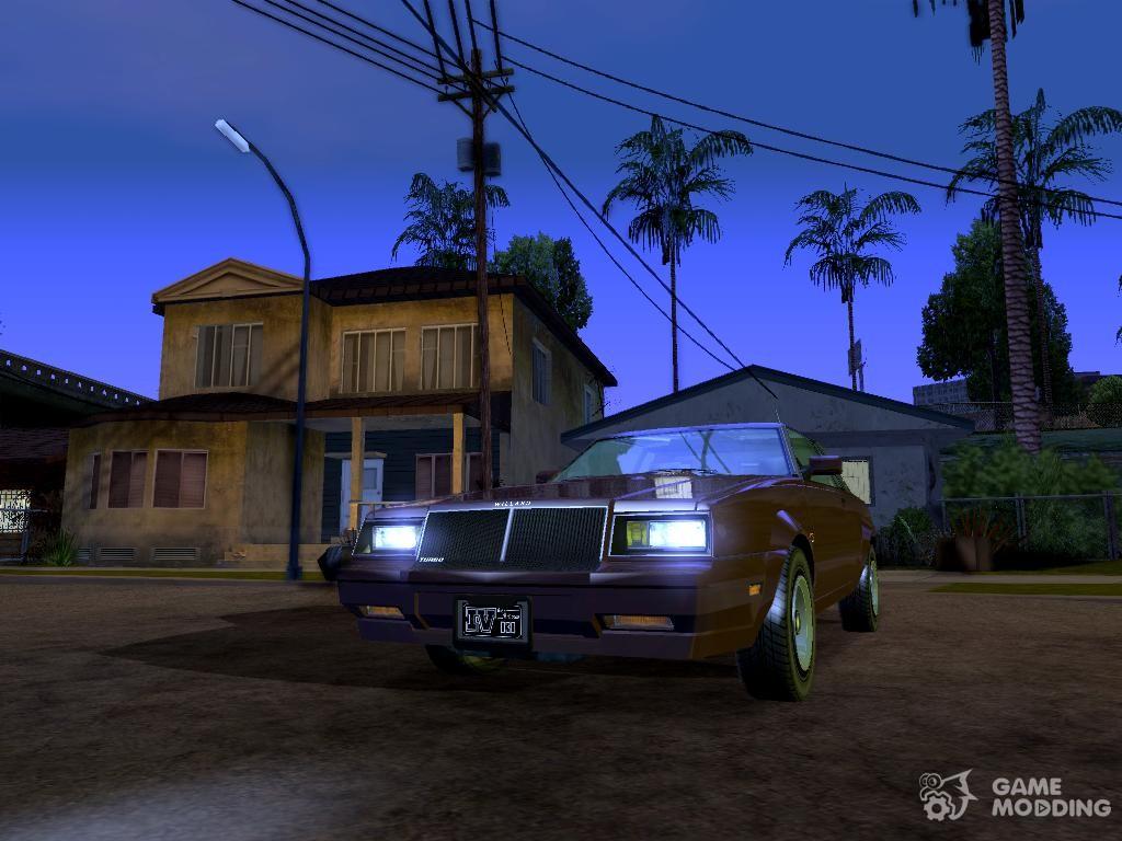 GTA IV Cars Pack HD for GTA San Andreas