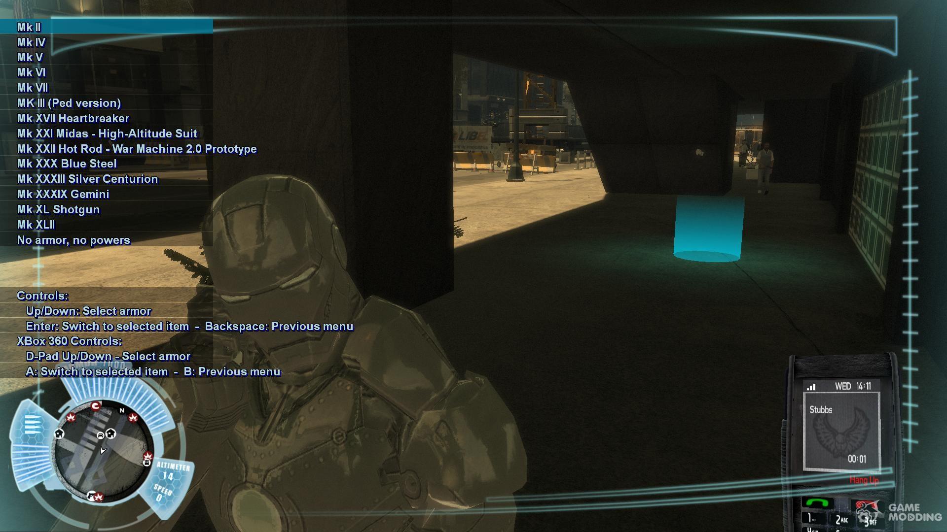 Iron Man IV v2 0 EFLC for GTA 4