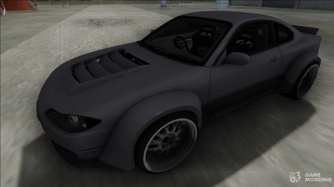 Nissan Silvia S15 Rocket Bunny For Gta San Andreas