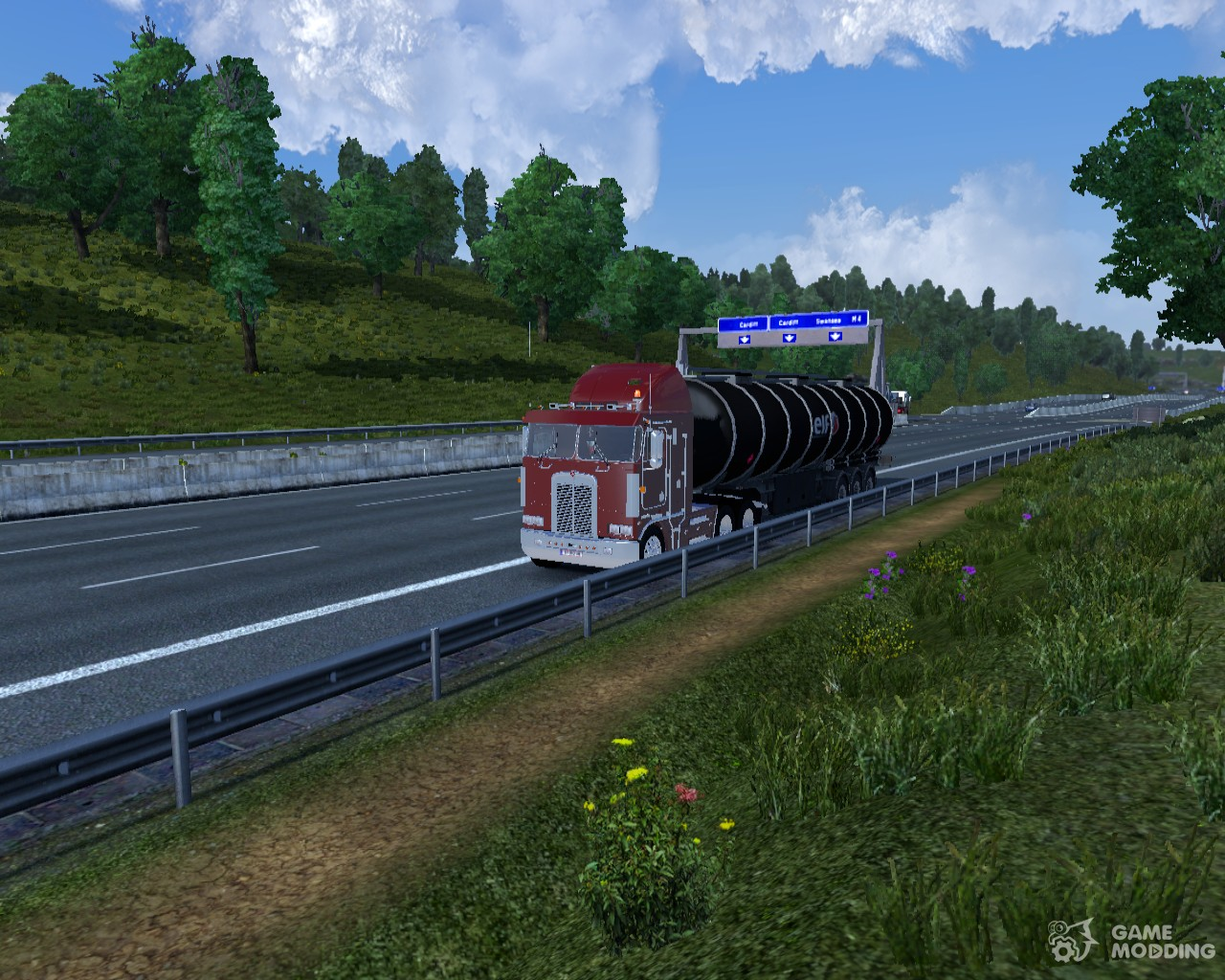 Hd graphics 2 0 for euro truck simulator 2 for Garage ad expert ets laville automobiles