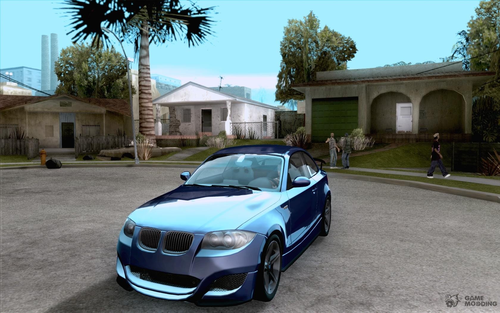 135i Coupe Road Edition for GTA San Andreas
