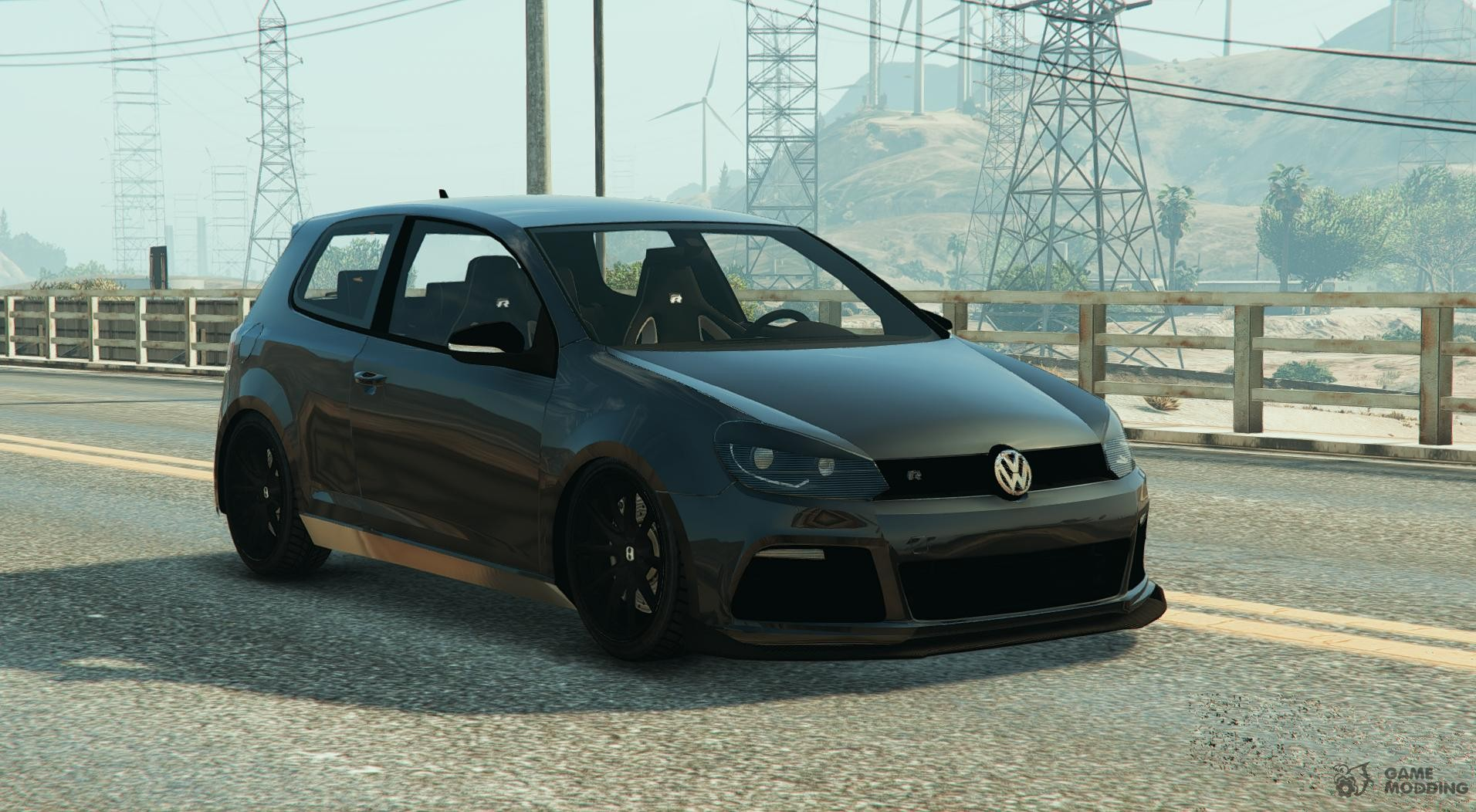 volkswagen golf r32 ea edition for gta 5. Black Bedroom Furniture Sets. Home Design Ideas