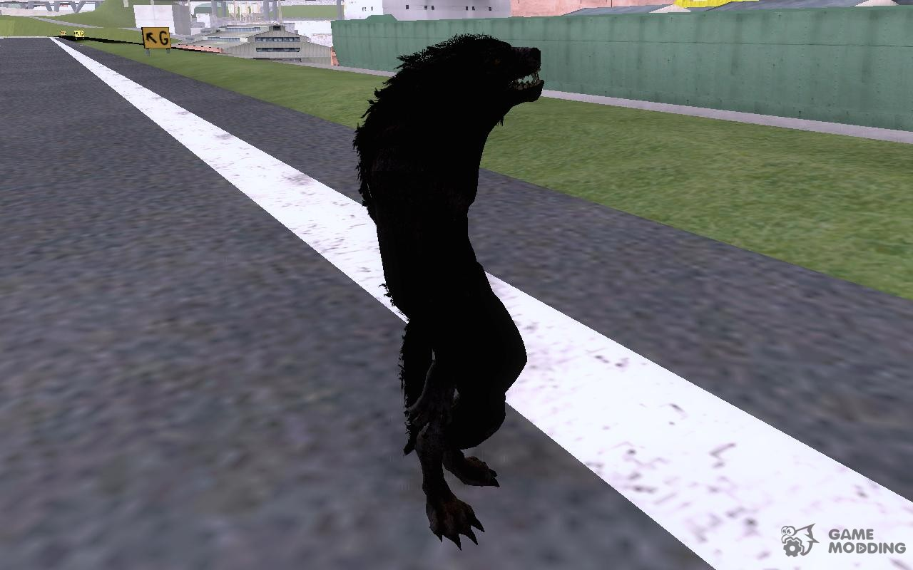 how to turn into a werewolf in the werewolf mod