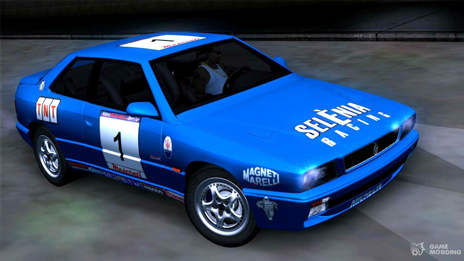 Maserati Ghibli II Cup AM336 1995 ImVehFt for GTA San