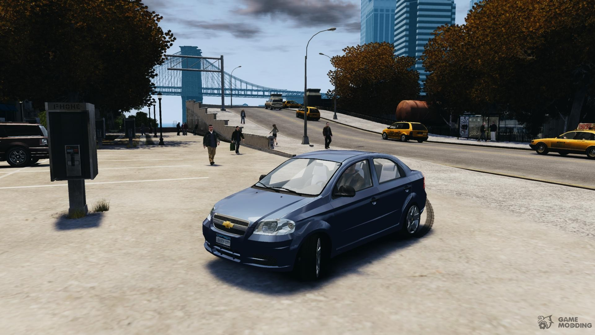 Driver San Francisco Graphics Mod Download