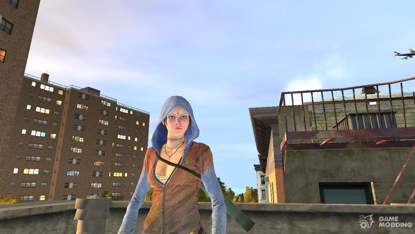 Kat from Devil May Cry para GTA San Andreas