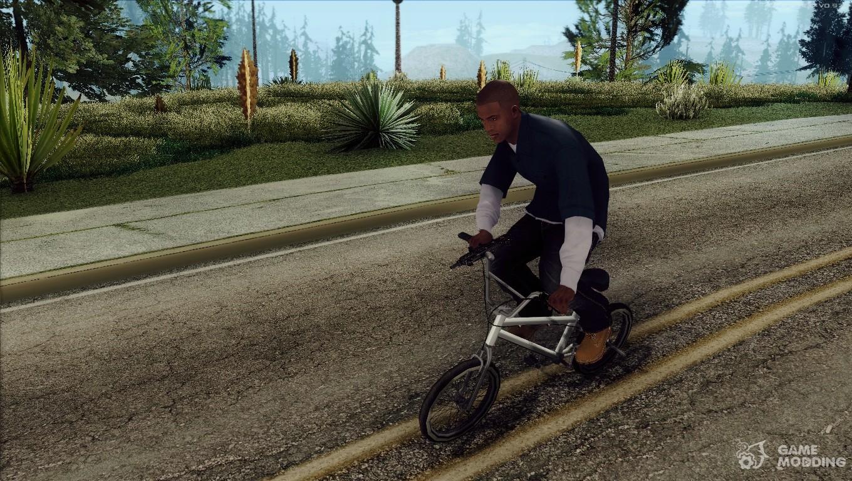 Magic Ultra graphics for GTA San Andreas