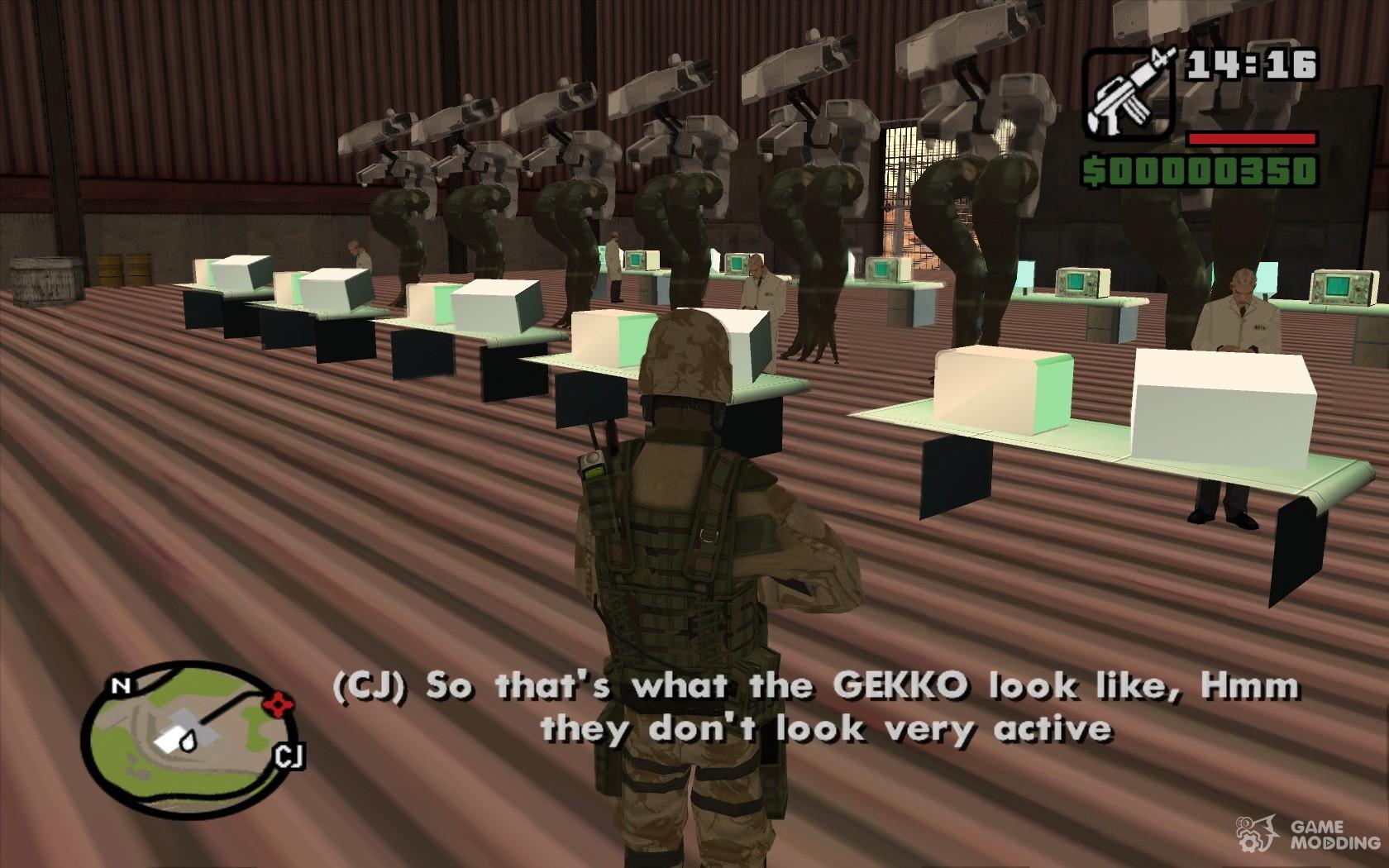 Army Full Version V100 Para Gta San Andreas