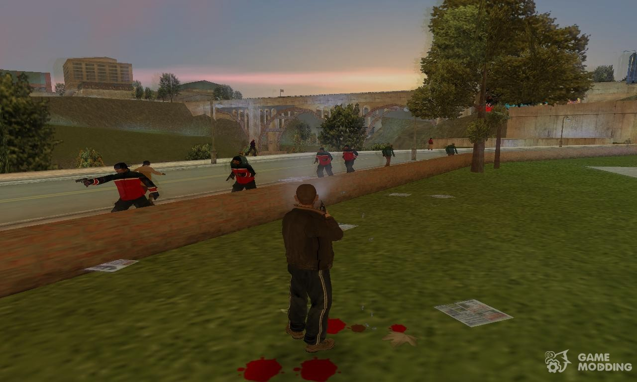 Niko Bellic for GTA 3