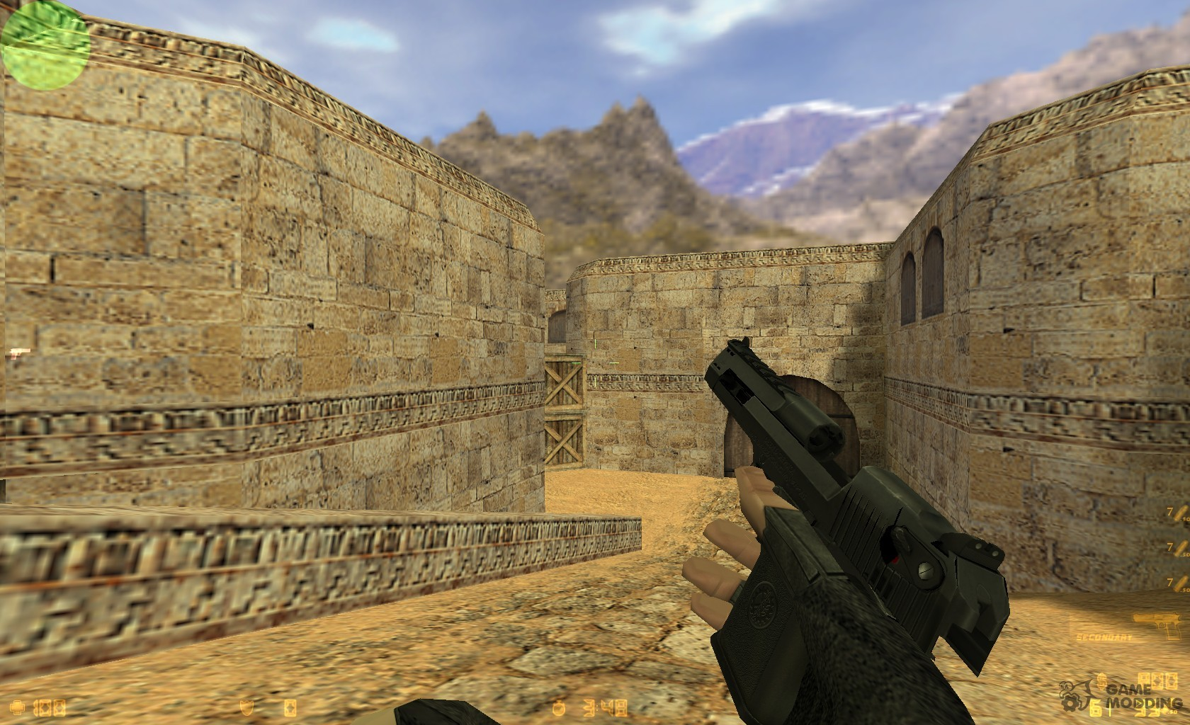 Vashts Deagle On Exe Animations For Counter Strike 16