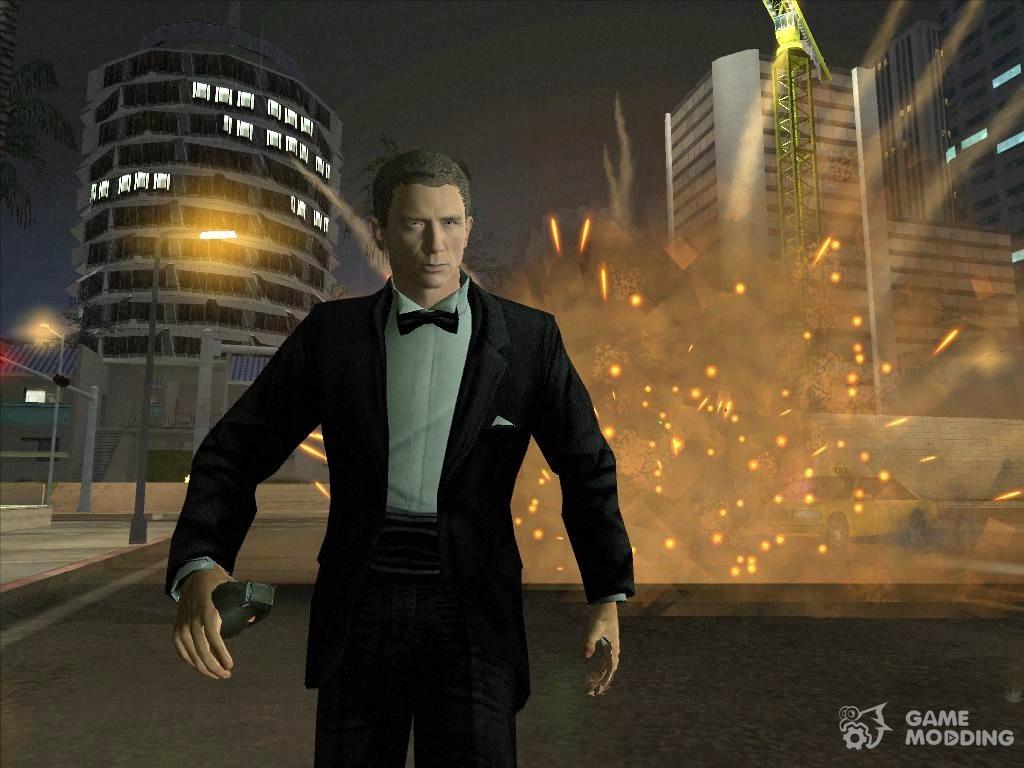 Скачать игру гта агент 007 через торрент