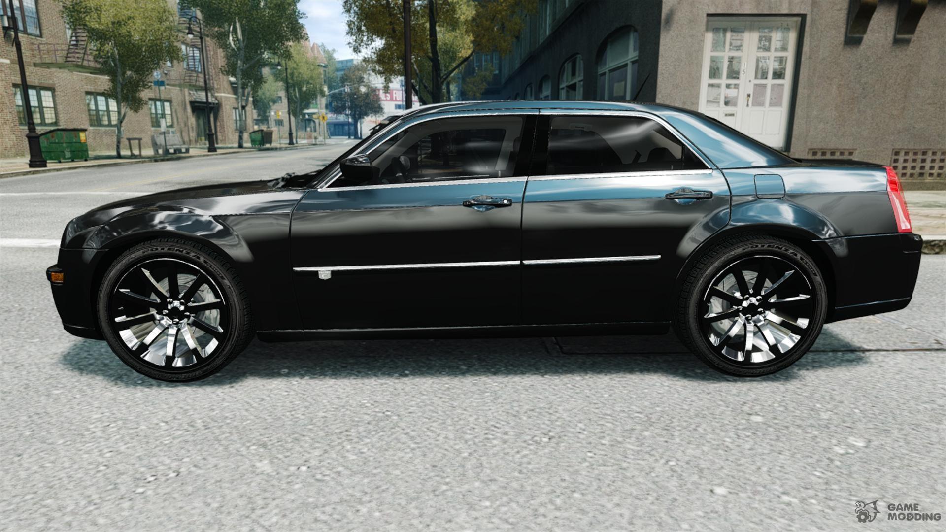 Chrysler 300 C Srt8 For Gta 4