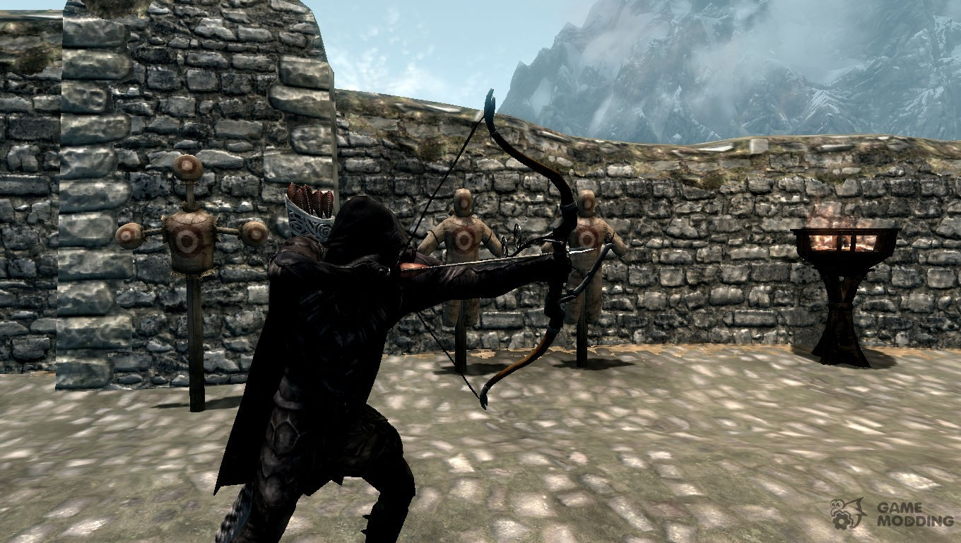 Can You Craft A Bow In Skyrim