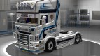 Hovotrans skin for truck Scania R