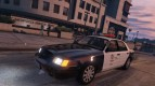 1999 Ford Crown Victoria LAPD