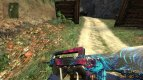 Famas Blue Wolf Elite