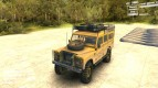 Land Rover Defender Camel