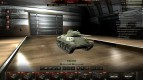 Premium hangar World of Tanks