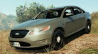 Ford Taurus: The Civilian Model BETA