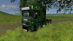 Scania R560 Templer Edition Green Turm