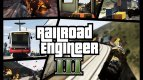 Railroad Engineer (train mod with derailment) 3.2