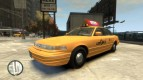 1995 Ford Crown Victoria LC Taxi