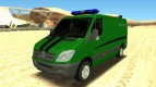 Mercedes-Benz Sprinter Privat Bank