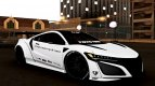 Honda NSX Liberty Walk - LB Performance