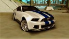 Ford Mustang 2013-Need For Speed Movie Edition