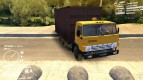 KAMAZ 55102 and Container v 2.0