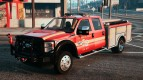 2013 Ford F350 Brush Truck