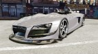 Audi Spider Body Kit Final