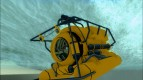 Submersible (Submarine) of GTA V