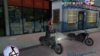 Motorcycle bikers from Vice City Stories