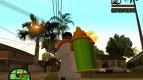 Jetpack from Subway Surfers