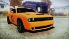 Dodge Challenger SRT-8 2015 Hellcat General Lee