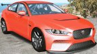 Jaguar XE SV Project 8 Touring 2019