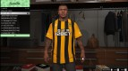 Hull City shirt for Franklin
